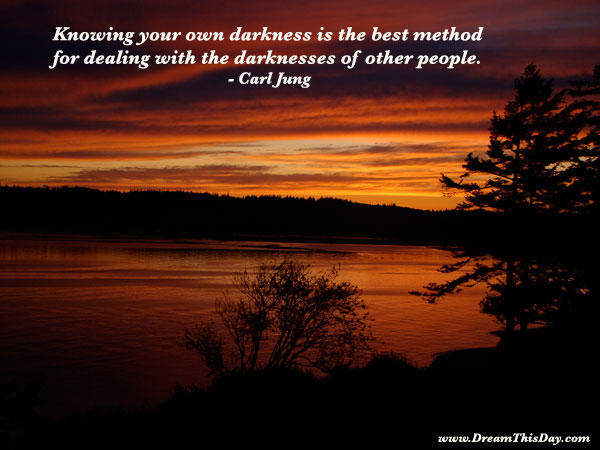 Funny Quotes about Darkness